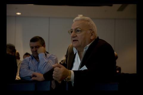 Stef Stephanou, chairman of John Doyle